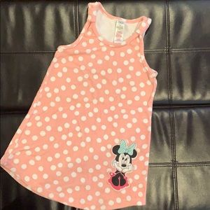Girl's Disney Minnie Mouse Sundress